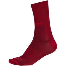 Endura Pro SL II Socken Herren rot